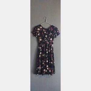 Vintage floral dress by Motel Rocks